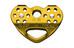 Petzl Tandem Cable - Poulie - jaune
